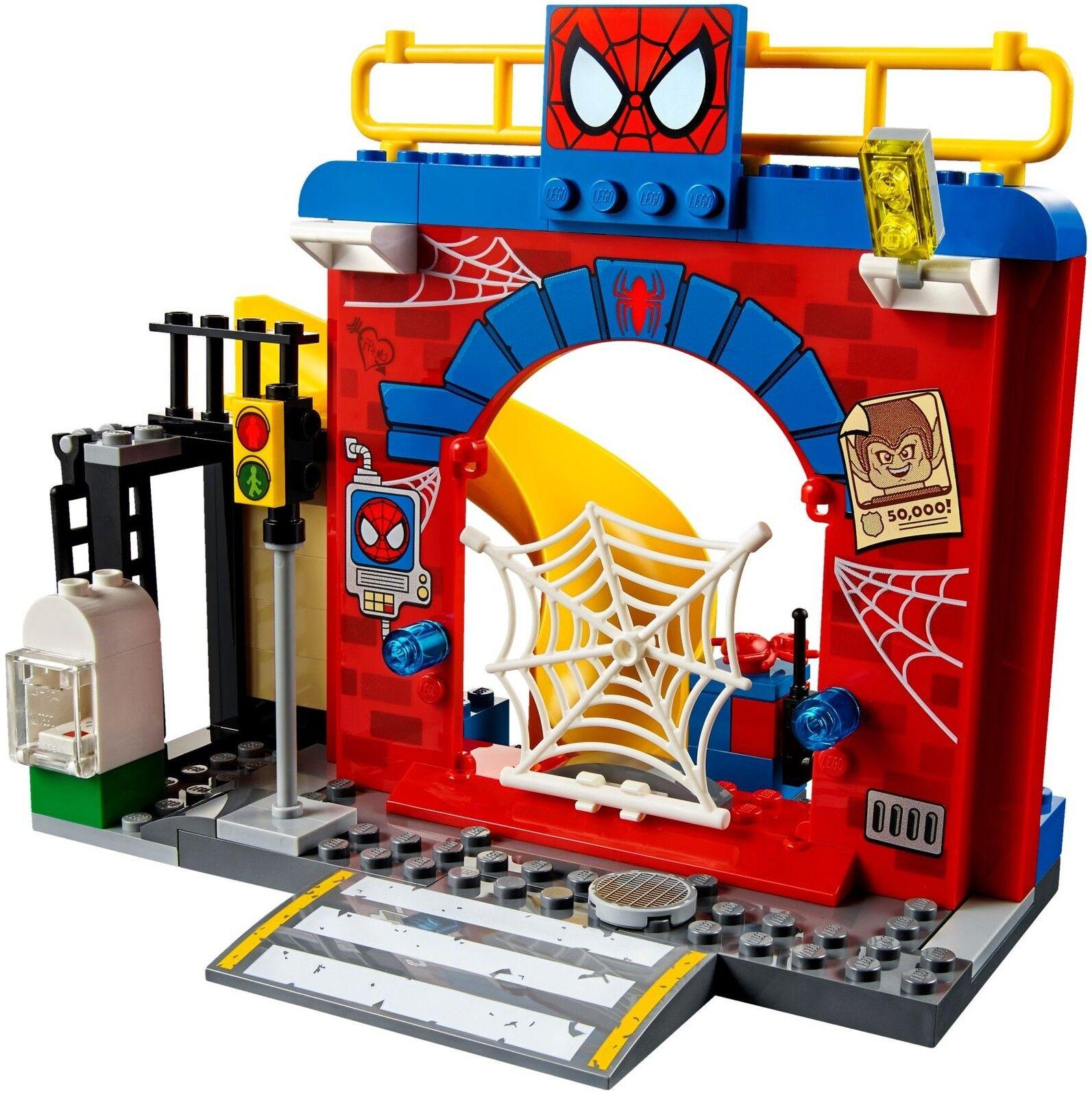 LEGO® Juniors 10687 Spider-Man™ Spider-Man™ Spider-Man™ Versteck NEU OVP_ Spider-Man™ Hideout NEW MISB 70f1fa