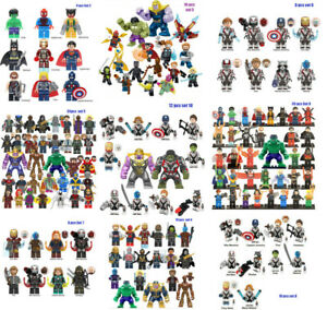 35pcs-Marvel-Super-Heroes-Avengers-Infinity-War-Endgame-Sets-Builing-Blocks-Toys