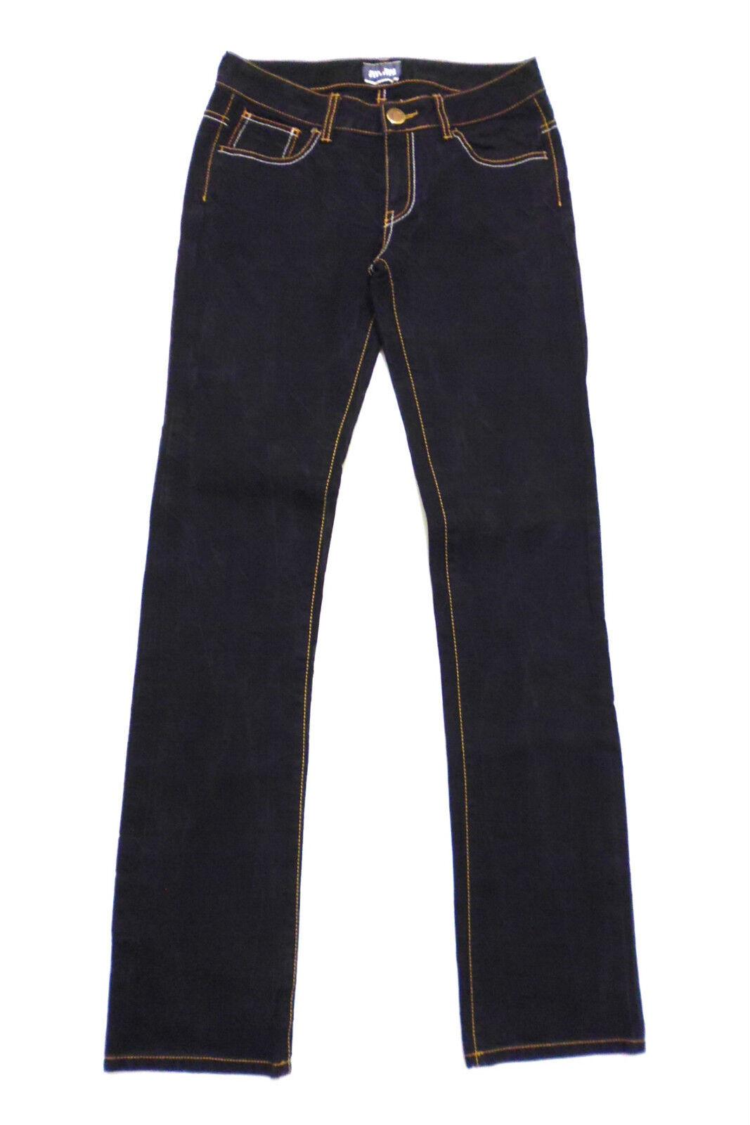 JEAN PAUL GAULTIER PARIS Jeans women Cotone Denim Woman Jeans Pant Sz.M - 44