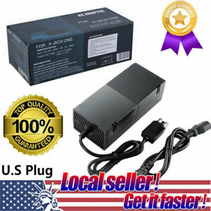 Microsoft-XBOX-ONE-Console-AC-Adapter-Brick-Charger-Power-Supply-Cord-Cable-US