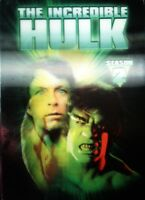 The Incredible Hulk The Complete Second Season 22 Episodes + Special Features