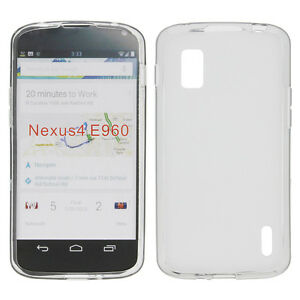 proteccion-silicona-transparente-negro-para-Lg-e960-Nexus-4
