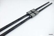 Nsk Ls20al940l Linear Actuator Guide Rail 2r4bk Thk Sr20w Cnc Brazing Machine