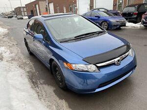 2008 Honda Civic exl