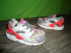 best website 1f78d e8ae3 Details about Nike air huarache KIDS shoes size 6C