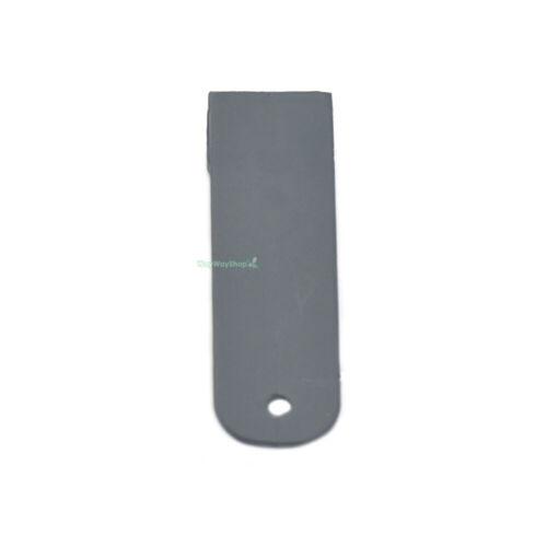 66x20mm Plastic Belt Clip Holster Sheath Clasp Hook Buckle Belt Keyring Black WW