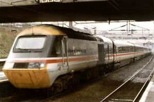 PHOTO-CLASS-43-LOCO-NO-43007-LEADING-AND-43121-AT-COVENTRY-1996