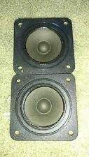 """JBL 2"""" tweeters . Part # 72273-REVA fits J50 speakers and others. PAIR!"""