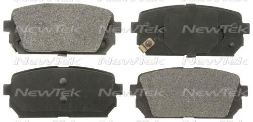 REAR Premium Ceramic Brake Pads Fits 2007-2010 Kia Rondo