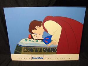 1993-Walt-Disney-Snow-White-Art-Editions-Print-poster-31-034-x-24-034-France