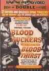 Blood Suckers Blood Thirst 0014381058529 DVD Region 1 P H