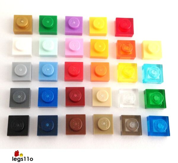 Acquista A Buon Mercato Lego Piastra 1x1 Nuovo 3024 Scegli Colore E Quantità Sconti Prezzo
