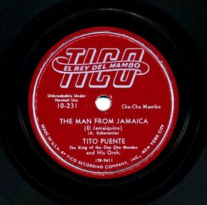TITO-PUENTE-on-1954-Tico-10-231-The-Man-From-Jamaica-Adelle