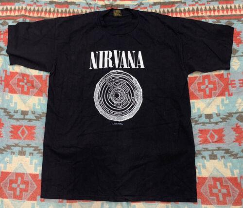 Original Vintage 92' Nirvana Vestibule Crack Smoki