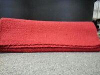 Mayatex 36x34 Oversize Show Saddle Blanket Pad Red Horse Tack