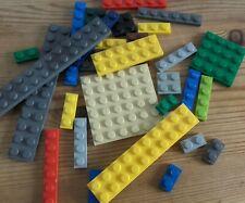 LEGO® 25 Platten verschiedene Größen u Farben Platte Bauplatten Bauplatte