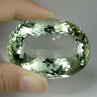 273.50 ct VERY RARE HUE NATURAL UNTREATED GREEN TOPAZ - AAA OVAL CUT !!