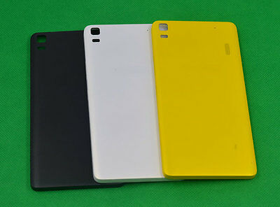 """Housing Battery Door Back Cover+Side Buttons For Lenovo 5.5"""" K3 Note A7000 K50"""