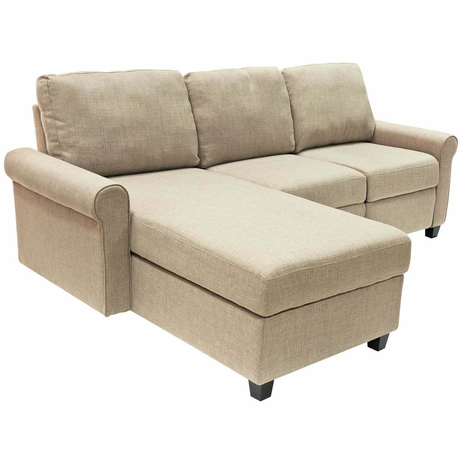 Phenomenal Serta Copenhagen Reclining Sectional With Left Storage Chaise Small Sofa Gmtry Best Dining Table And Chair Ideas Images Gmtryco