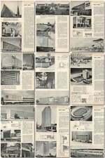 1958 Architecture S Africa Dutch Reformed Church, Zionist Federation, Nigeria