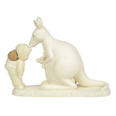 Dept 56 Snowbabies Peaceful Kingdom New 2019 A GENTLE GIANT Snowbaby 6003502