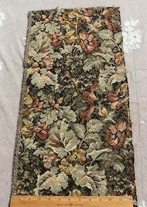 Antique-French-c1920-30-Cotton-Jacquard-Tapestry-Sample-Fabric-Reserved