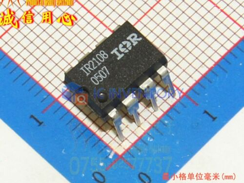 5PCS IR2108 DIP-8 IC Driver Half Bridge