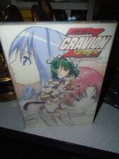 Rare Gravion Zwei The Perfect Collection DVD Set Vol 1-2 Import
