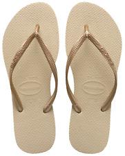 Original Havaianas Slim Flip Flops - Women - 11 Colours - UK Size 3 4 5 6 7 8