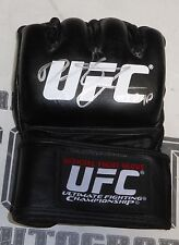 Demetrious Johnson Signed UFC Official Fight Glove PSA/DNA COA 191 186 Autograph