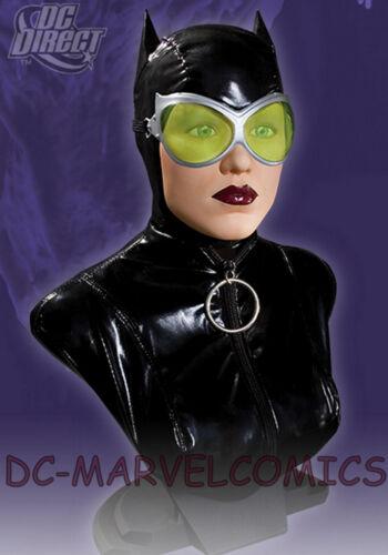 DC DIRECT CATWOMAN 1:2 SCALE BUST NIB W//BOX Low # Statue The DARK KNIGHT BATMAN