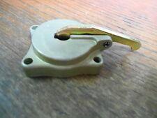 New Holley OE 50cc Accelerator Pump Cover Double Pumper Carburetor Gold Zinc