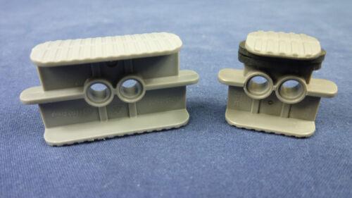 Ersatzteile: 2x Halter - top Gummi 6x3x2 LEGO® 41753