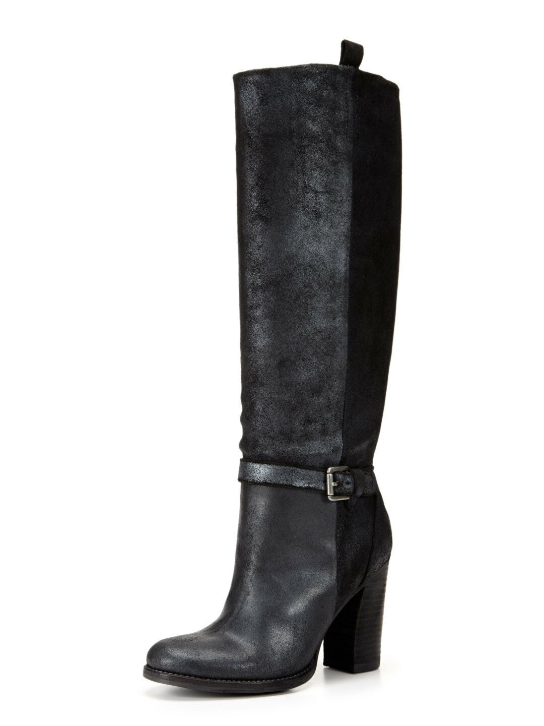 Belle by Sigerson Morrison  Hayley  Knee-High démarrage Noir US-7.5 495   Revolve