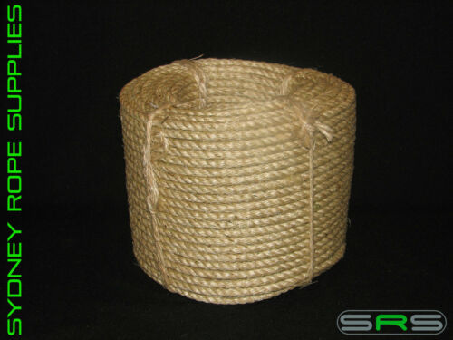 6MM X 220MTR SISAL ROPE EXCELLENT QUALITY AND VALUE