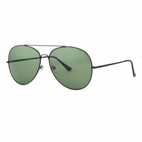 Retro Aviator Sunglasses Vintage New Men Women Fashion Metal Frame Glasses Usa