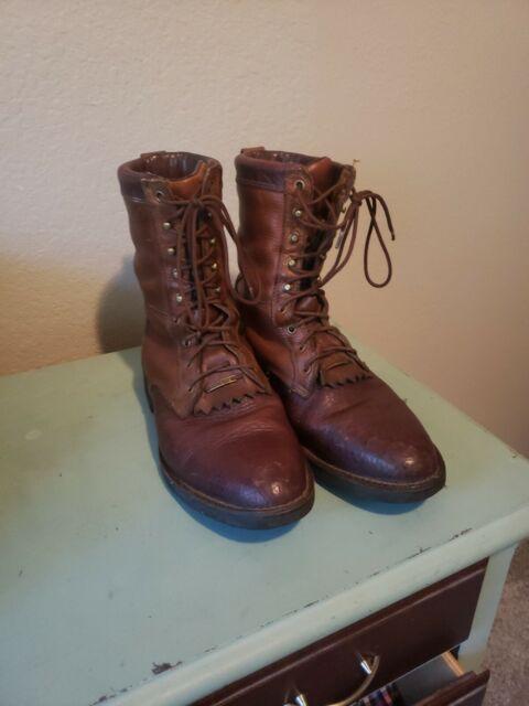 Mens Danner Longhorn Roper 269  Gore-tex 44768 Waterproof Work Boots! Size 12