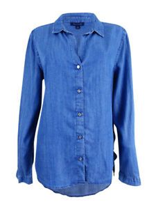 Tommy Hilfiger Capote Chambray Shirt Ladies'