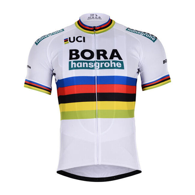NEW 2018 BORA HANSGROHE UCI JERSEY HOBBY CYCLING TOUR DE FRANCE PRO SAGAN