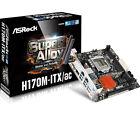 ASRock H170m-itx AC ITX Intel H170 Ddr4 Motherboard