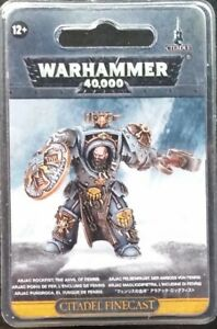 Warhammer Space Marine Space Wolves Arjac Rockfist New