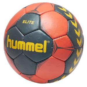 Hummel Elite Professional Handball Ball Unisex Adults Sports orange 917898741