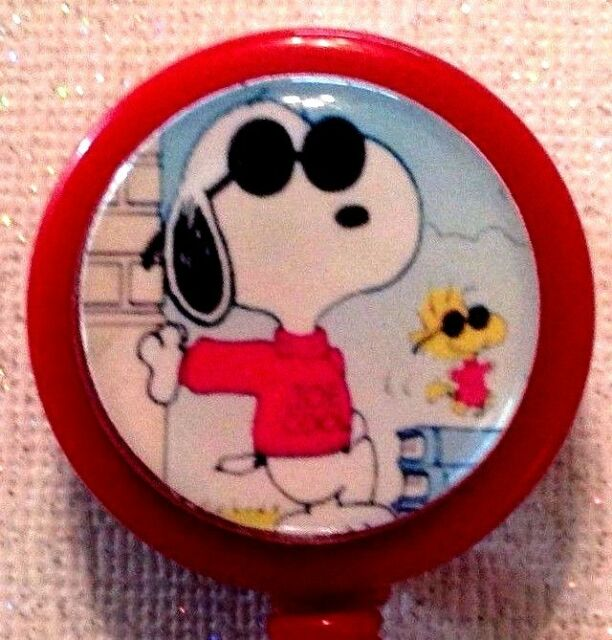 Snoopy Badge - Snoopy - Snoopy Id - Snoopy Id Holder - Snoopy Lanyard - Peanuts