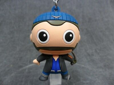 Chase Figural Key Chain Blind Bag Keychain Details about  /Suicide Squad NEW Harley Quinn
