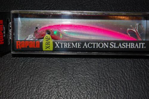 Rapala X-Rap Saltwater SXR12-HP Rose Chaud Suspension Slashbait Action Lure
