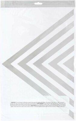 Merry and Bright Design American Crafts Heidi Swapp DIY Doormat Stencil