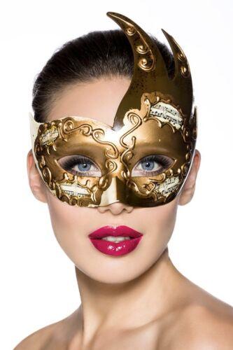 Maschera VENEZIANE maschera asimmetrica maschera viso Carnevale