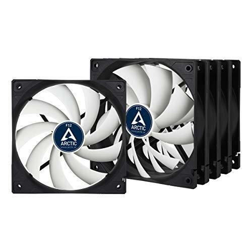 ARCTIC F12  120 mm Standard Case FanLow Noise with Push or Pull Configuration