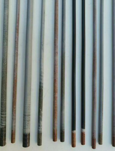 Ersatzspitze sortiert in grau und schwarz 13  Ersatzspitzen
