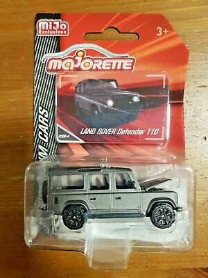 Majorette 212053152Q02 Grün Deluxe Assortment Land Rover Defender 110